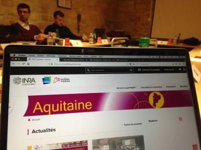 Séminaire PSDR Aquitaine