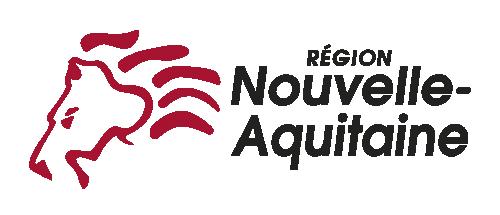Logo Nouvelle-Aquitaine